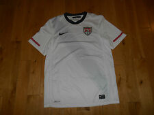 AUTHENTIC NIKE USA US SOCCER USMNT 2010 HOME JERSEY MENS SMALL DONOVAN DTOM