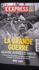 La Grande Guerre *** Quatre années d'Ebfer (Edit-Janvier-2014) ( 118 pages)