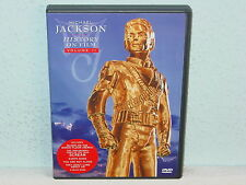 "*****DVD-MICHAEL JACKSON""HISTORY ON FILM-VOLUME II""-1998 SMV Enterprises*****"