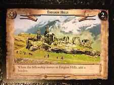 Lord of the Rings CCG Realms Elf-Lords 3U116 Eregion Hills TCG