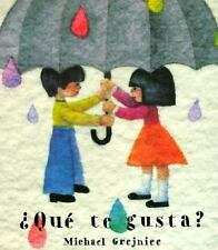 Que te gusta? (SP: What Do You Like (Spanish Edition)