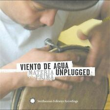 DAMAGED ARTWORK CD : Viento de Agua Unplugged: Materia Prima