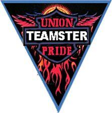 UNION TEAMSTER STICKER,, HARD HAT STICKER CT-3