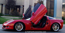 Chevy Corvette C6 2005-2013 Vertical Doors Lambo Kit.  IN STOCK! Ready to Ship!