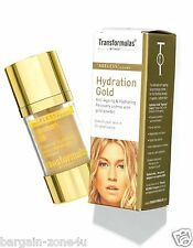 Transformulas Hydration Gold Anti-ageing Recovery Treatment Creme 15ml