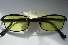 New Unisex Move Eyeware Geek Festival Style Fashion Sunglasses UV400 Yellow