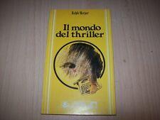 RALPH HARPER-IL MONDO DEL THRILLER-I TASCABILI GUIDA 1977 PRIMA EDIZIONE!RARITA'