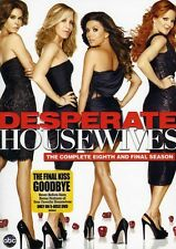 Desperate Housewives: The Complete Eighth a (2012, DVD NIEUW) Season 85 DISC SET