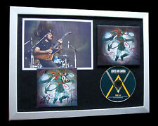 COHEED & CAMBRIA+SIGNED+FRAMED+AFTERMAN=100% AUTHENTIC+EXPRESS GLOBAL SHIPPING!!