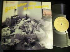 Uncle Bonsai-Boys Want Sex in the Morning-LP-Freckle Records-FR01911-VG++
