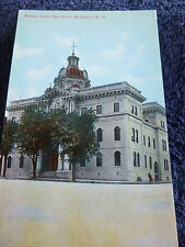 Early 1900's Berkeley County Court House in Martinsburg, WV West Virginia PC