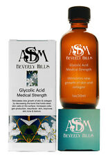 25% Glycolic Acid Medical Grade Peel Acne, Wrinkle ** ASDM Beverly Hills **