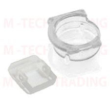 NEW 5 x FOR IPHONE 5 INNER FRONT CAMERA LENS COVER RING+FLASH DIFFUSER PART