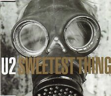 (-0-) Rare U2 Sweetest thing  Twilight live An Cat Dubh Live cd single (-0-)