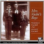 Warren Vache : Mrs. Vaches Boys CD (2000)