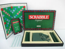 VINTAGE ORIGINAL SCRABBLE GAME SPEARS 1988 COMPLETE