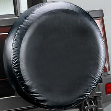 4x4 wheel cover Plain Black rear spare tyre suzuki renault jeep kia wheelcover