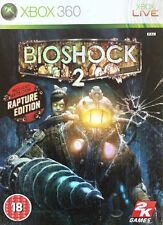 BIOSHOCK 2 - RAPTURE COLLECTORS EDITION Xbox 360