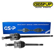 Pari 2 Front CV Axle Joint shaft LH RH For JEEP Grand / CHEROKEE l6 V8 4WD 4X4