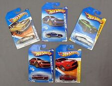Lot of 5 Hot Wheels 1967 Ford Mustang Muscle Mania Super Snake Shelby GT500