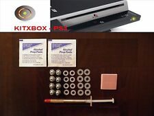 KIT REPARATION XBOX 360 HS 3 LED ROUGES + PATE + PAD