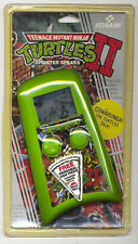 New TMNT Teenage Mutant Ninja Turtles 2 Splinter Speaks LCD HANDHELD Konami 1990