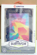 GRIFFIN SURVIVOR ALL-TERRAIN (BLACK) CASE SAMSUNG GALAXY TAB 4 (7.0) GB39911