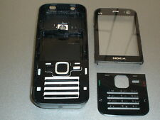 new Nokia N78 cover housing keypad set  BLACK