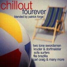 Patrick Forge - Chillout Fourever, 2CDs, Digi