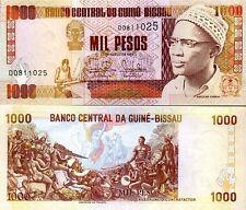 GUINEA BISSAU - 1000 pesos 1993 FDS - UNC