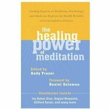 The Healing Power of Meditation: Leading Experts on Buddhism, Psycholo-ExLibrary