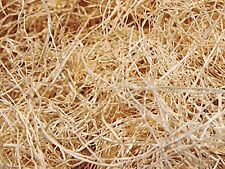 NATURAL ASPEN WOOD-WOOL EXCELSIOR for Fruit Fly Cultures, Chicken, Packing - 1lb