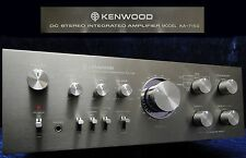 Amplificador Kenwood ka-7150 Gunmetal vintage amplifier HiFi estéreo Integrated amp