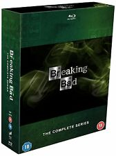 Breaking Bad - The Complete Series (Blu-ray, 15 discs, Region Free) *NEW/SEALED*