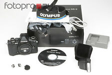 Olympus OM-D e-m5 II body + embalaje original + Top (214915)