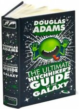 Ultimate Hitchhiker's Guide to the Galaxy, Douglas Adams, Hardcover Collectible