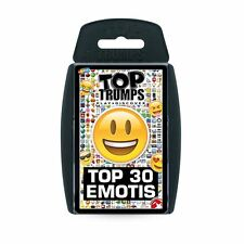 Top Trumps emotis