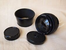 JUPITER 9 85mm f/2 Lens with M42 SLR Zenit Pentax screw mount