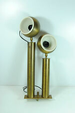 abat-Jour anni 60' Lampada/60's light/mid century table lights/Stilnovo Italy D