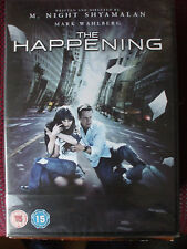 The Happening DVD.BRAND NEW AND SEALED.Mark Wahlberg.