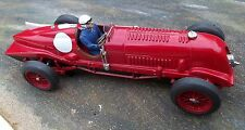 BIRKIN 4.5L BLOWER BENTLEY slot car Brooklands c1932 Probuild from P/Pitlane kit