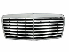 W124 1993-1996 Facelifted GRILLE/GRILL ASSAY 13MD CHROME/BLACK for Mercedes-Benz