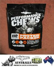 BULLY/GORILLA MAX PERFORMANCE PROTEIN CHEWS (60 CHEWS) (UP TO 30 DAYS)