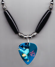 R5 Ross Lynch Photo Guitar Pick Necklace