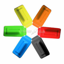 1 Set (6 Colors) Anti-Dust USB Silicone Rubber Plug Cover Stopper for Laptop PC