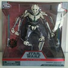 Disney Star Wars Elite Series Die Cast Figures -  General Grievous & Darth Vader
