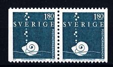 SWEDEN - SVEZIA - 1983 - Conchiglia (Alopex lagopus)