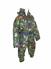 Waterproof Crewmans DPM Suit - Upper Deck - Size MEDIUM - British Army Brand NEW