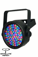 Chauvet DJ SlimPAR 38 LED DMX Slim Par Flat Can RGB Wash Light Effect Fixture