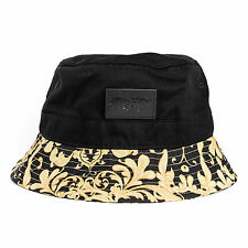 Phoenix Legendary Bucket Hat Hut Gold Black Cap Floral Bob Fisherhat Angler Cap